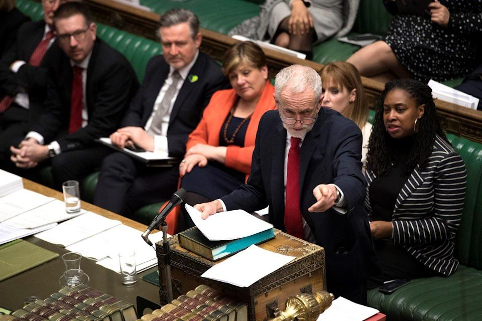 <em>Jeremy Corbyn has called for a general election (Picture: House of Commons Press Office)</em>