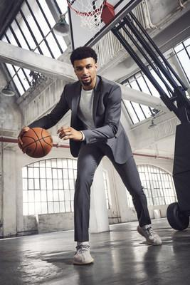 Jamal Murray in Express NBA Game Changers Campaign