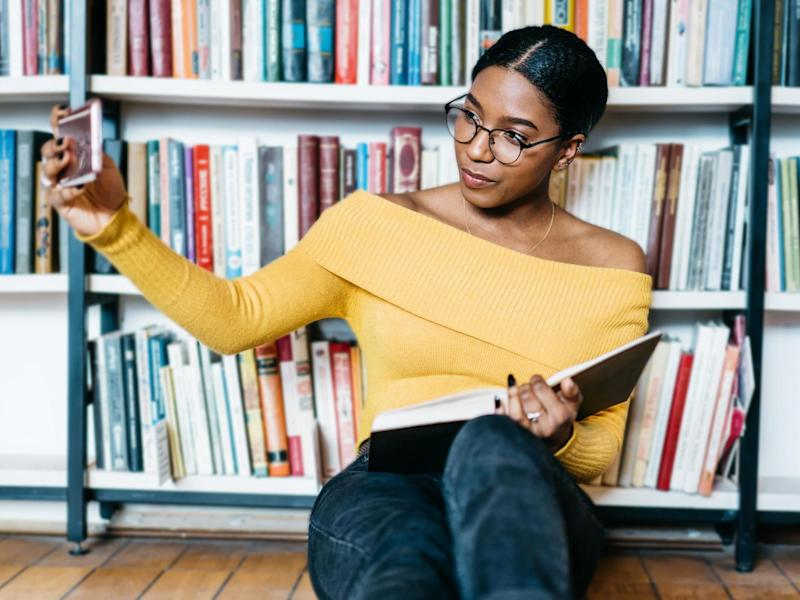 Bookstagram is changing the face of the publishing industry, and how books are interacted with online: iStock