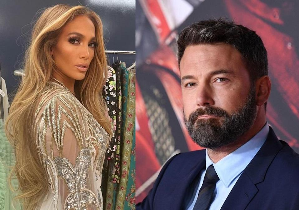 Fans are speculating that 'Bennifer' could be making a comeback. — Pictures via Instagram/jlo and AFP