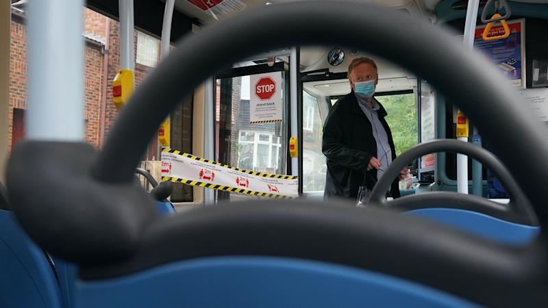 Fears over car dependency as demand for buses falls