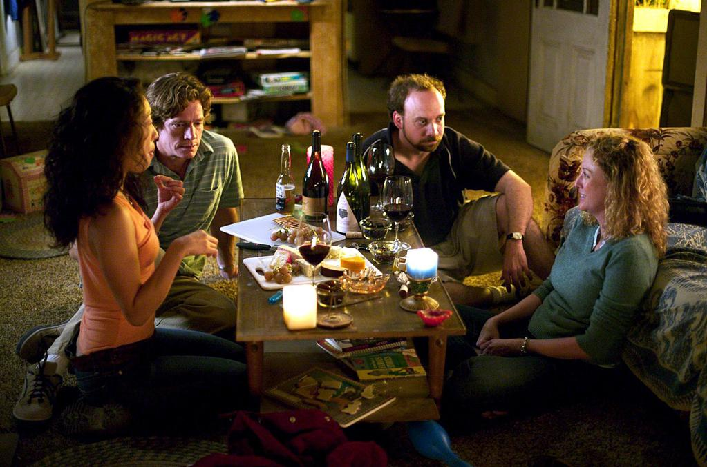 "<b>2004</b> – The film that spawned a Pinot Noir price hike, Alexander Payne's wine-soaked dramedy ""Sideways"" premiered in Beverly Hills, California on this day. Besides earning five Academy Award nominations and one win for Payne's adapted script, the film also made our prestigious list of <a href=""http://movies.yahoo.com/100-movies-to-see-before-you-die/modern-classics/#rr"">100 Movies to See Before You Die, The Modern Classics</a>.<br>"