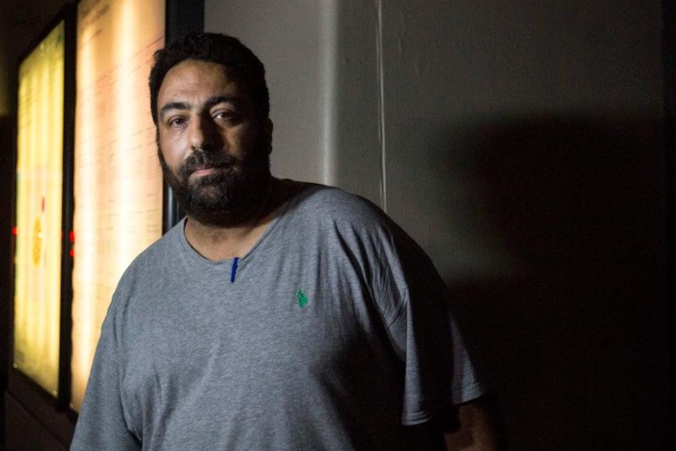 Nabil Choucair, who lost six family members in the Grenfell Tower fire (Rick Findler/PA) (PA Archive)