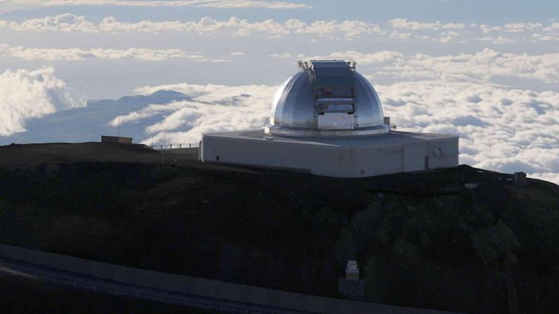 The Rock shows his support for Hawaiian protesters fighting new telescope on sacred volcano