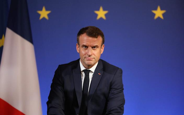 Emmanuel Macron has grand plans to change Russia - but he is not the first, and previous attempts have failed - AFP
