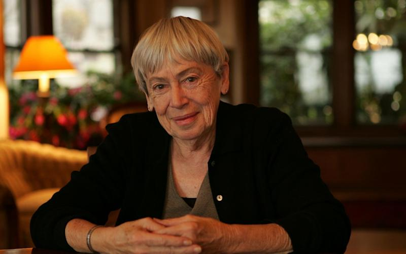 Ursula Le Guin's Earthsea books sold in the millions worldwide - Getty Images North America