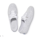"<p><strong>Keds x Kate Spade New York</strong></p><p>bloomingdales.com</p><p><strong>$51.00</strong></p><p><a href=""https://go.redirectingat.com?id=74968X1596630&url=https%3A%2F%2Fwww.bloomingdales.com%2Fshop%2Fproduct%2Fkeds-x-kate-spade-new-york-womens-glitter-lace-up-sneakers%3FID%3D2835494&sref=https%3A%2F%2Fwww.seventeen.com%2Ffashion%2Ftrends%2Fg32826210%2Fclassic-white-sneakers%2F"" rel=""nofollow noopener"" target=""_blank"" data-ylk=""slk:Shop Now"" class=""link rapid-noclick-resp"">Shop Now</a></p><p>If you can it with glitter, you <em>should </em>buy it with glitter. It's a life motto that definitely applies here. </p>"