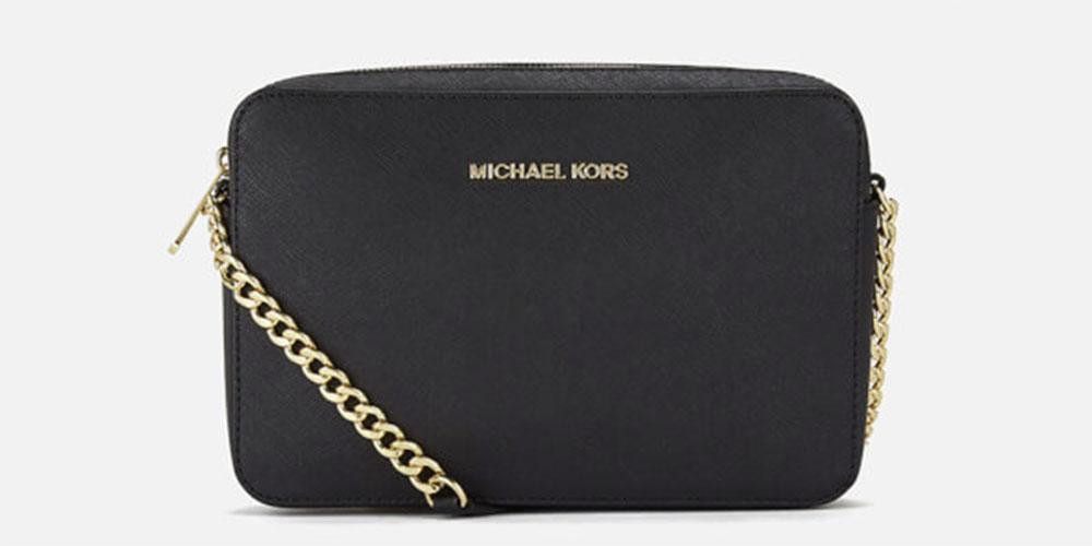 "<p>Use the code MB30 to redeem 30% off all Black Friday orders at <a rel=""nofollow"" href=""https://www.mybag.com/offers/black-friday.list"">MyBag.com</a>. The site stocks loads of designer handbags, including styles from Michael Kors, Marc Jacobs and Coach.</p><p>Michael Kors Jet Set large cross body bag, was £130 now £91, MyBag.com</p><p><a rel=""nofollow"" href=""https://www.mybag.com/bags-clothing/women/accessories/michael-michael-kors-women-s-jet-set-large-east-west-cross-body-black/11216195.html"">BUY NOW</a></p>"