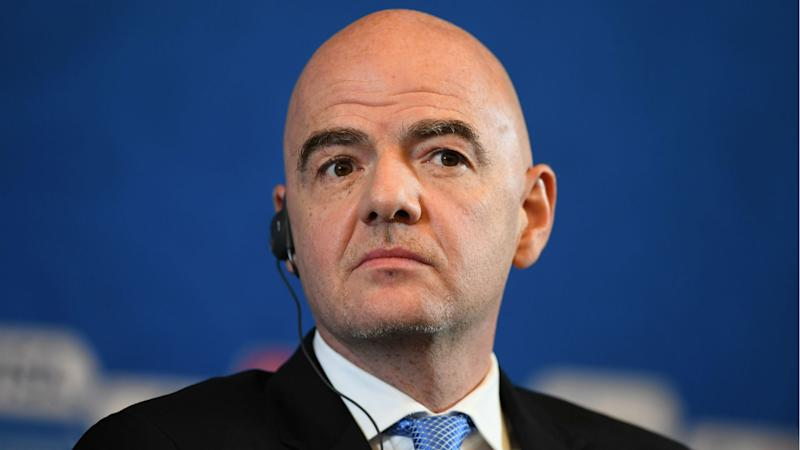 Infantino promises positive impact of 'almost perfect' VAR