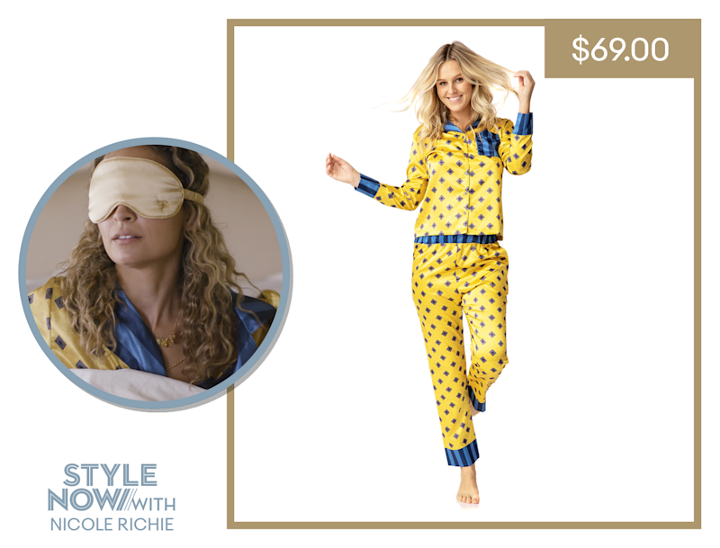 Nicole Richie s favorite pajamas from her Honey Minx line bf2d7fe58