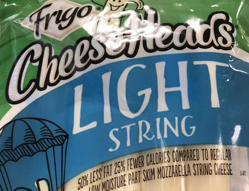 individual string cheeses are perfect for lunch boxes and most are nut free.
