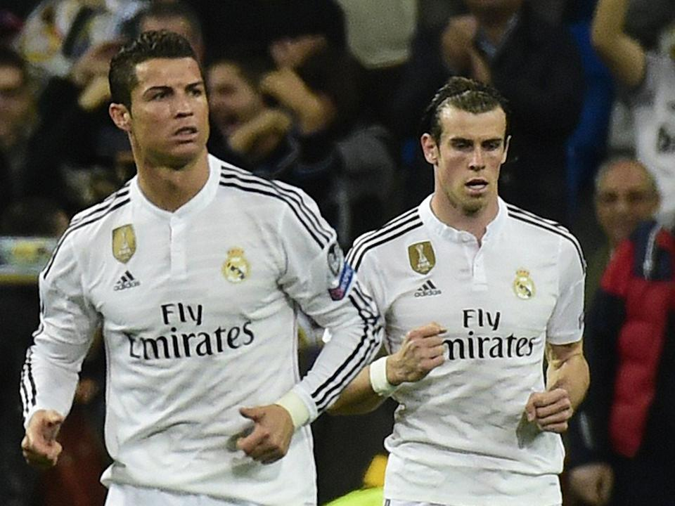 The relationship between Bale and Cristiano Ronaldo came under scrutinyGetty