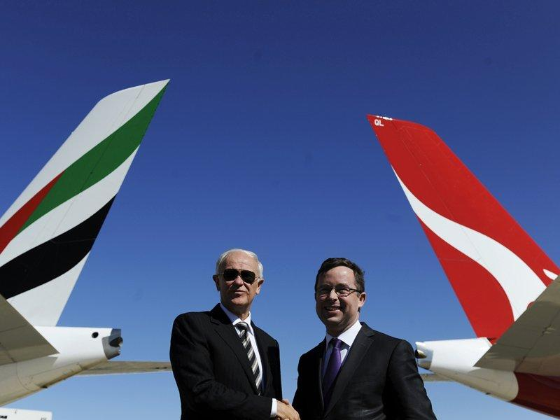 Qantas-Emirates deal gets ACCC OK