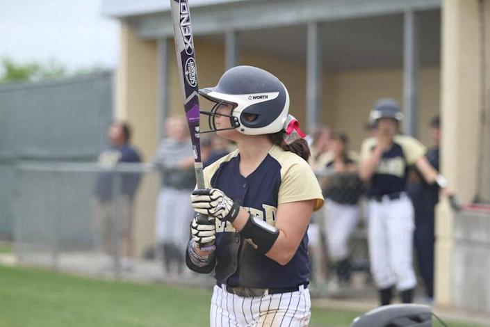 Keller shortstop Kaitlyn Alderink was named as an Honorable Mention All-American for the second straight year by FloSoftball.com.