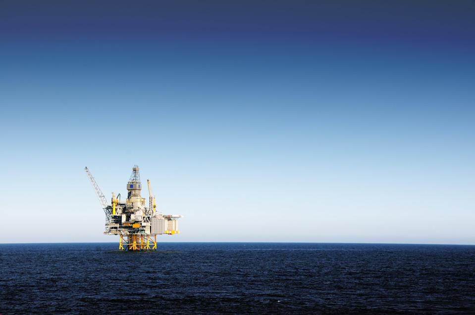 <p>If the UK stopped all North Sea production overnight a quarter of a million jobs in the sector would be jeopardised</p> (Getty Images)