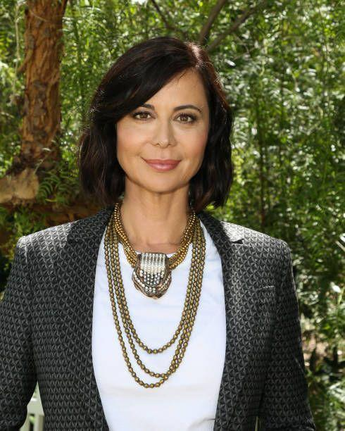 """<p>What started several TV movies became a long-running Hallmark series starring Catherine Bell as the lovely and mysterious woman who's really <a href=""""https://www.amazon.com/Collection-Witchs-Family-Destiny-Wonder/dp/B01MYXS0W8/ref=sr_1_1_sspa?tag=syn-yahoo-20&ascsubtag=%5Bartid%7C10055.g.34403196%5Bsrc%7Cyahoo-us"""" rel=""""nofollow noopener"""" target=""""_blank"""" data-ylk=""""slk:The Good Witch"""" class=""""link rapid-noclick-resp""""><em>The Good Witch</em></a> (2008). She was a model in Japan before starring in the Hallmark series.</p>"""