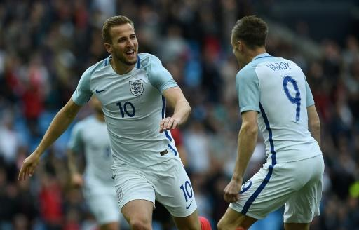 Harry Kane and Jamie Vardy head into the World Cup in fine form
