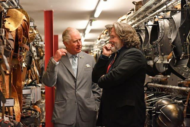 Royal visit to Warwickshire and the West Midlands