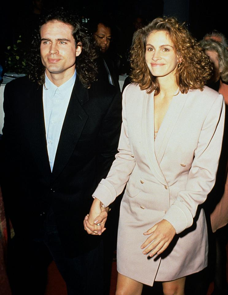 Jason Patric and Julia Roberts (Photo by Steve Granitz Archive/WireImage)