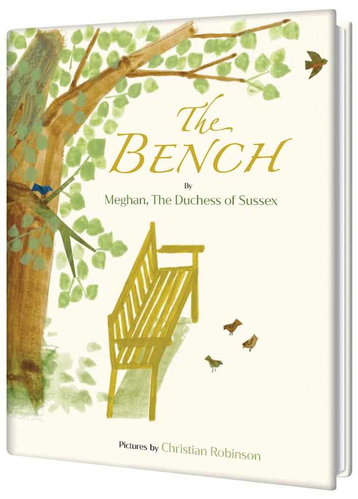 The Bench has been listed as the duchess's debut book. (Penguin)