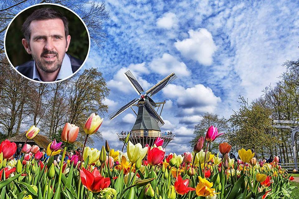 """<p>Gardeners' World star Adam Frost is joining green-fingered travellers on a wonderful spring trip to the Netherlands next year, where he'll join you at the world-famous Keukenhof Gardens. Open for just a few weeks each year (and closed in 2020 and 2021 due to Covid-19), the 2022 opening is set to be one to remember as you tour the attraction with Adam and pick up gardening tips.</p><p><strong>5 days from £699 in April 2022</strong></p><p><a class=""""link rapid-noclick-resp"""" href=""""https://www.primaholidays.co.uk/tours/netherlands-holland-tulips-cruise-adam-frost-four-day"""" rel=""""nofollow noopener"""" target=""""_blank"""" data-ylk=""""slk:FIND OUT MORE"""">FIND OUT MORE</a><br></p>"""