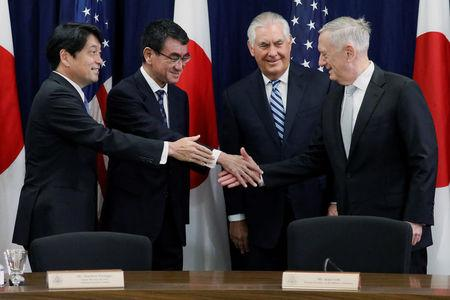 US, Japan To Deepen Security Cooperation In Light Of N Korea Threat