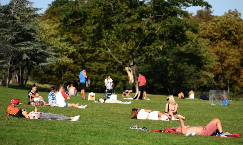 England's 'rule of six': the limits on socialising – and the exceptions