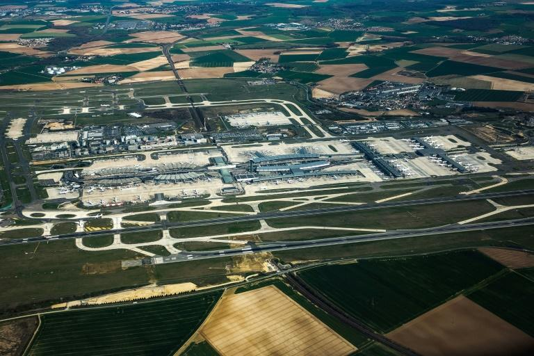 Opened in 1974, Roissy is France's biggest airport and one of the busiest in Europe