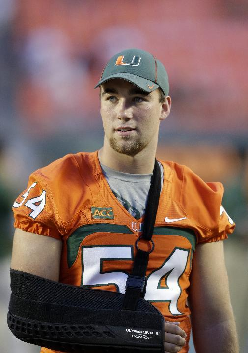 After trying week, Miami opens spring ball