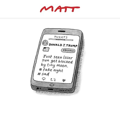 Matt  - Credit: Matt / The Telegraph