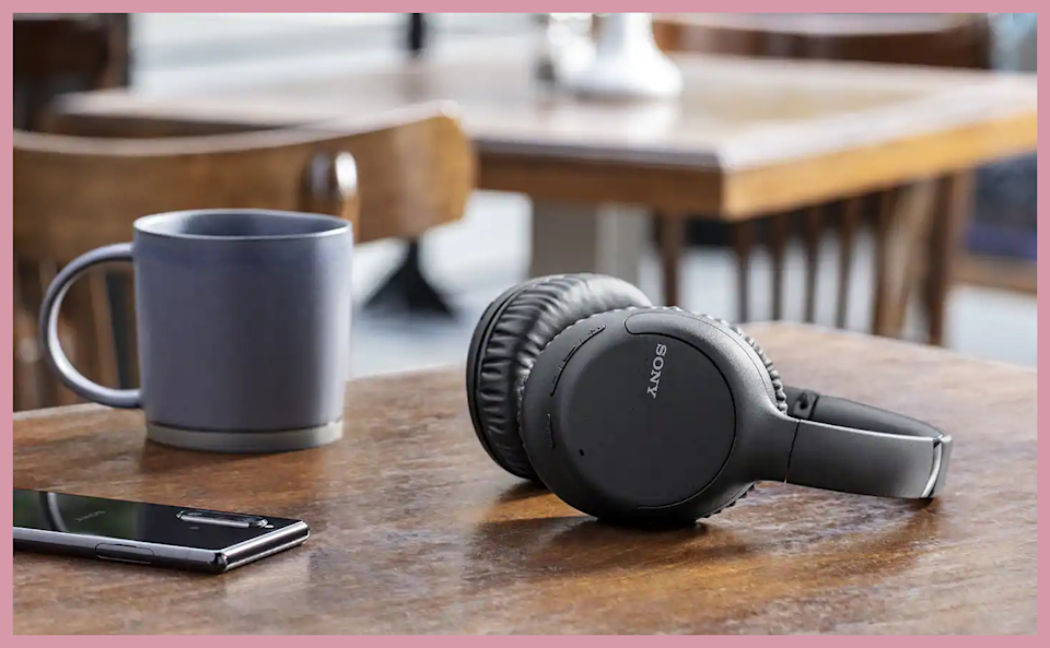 These Sony WH-CH710N Noise-Canceling Headphones are on sale for $88, or a whopping $112 off. (Photo: Sony)