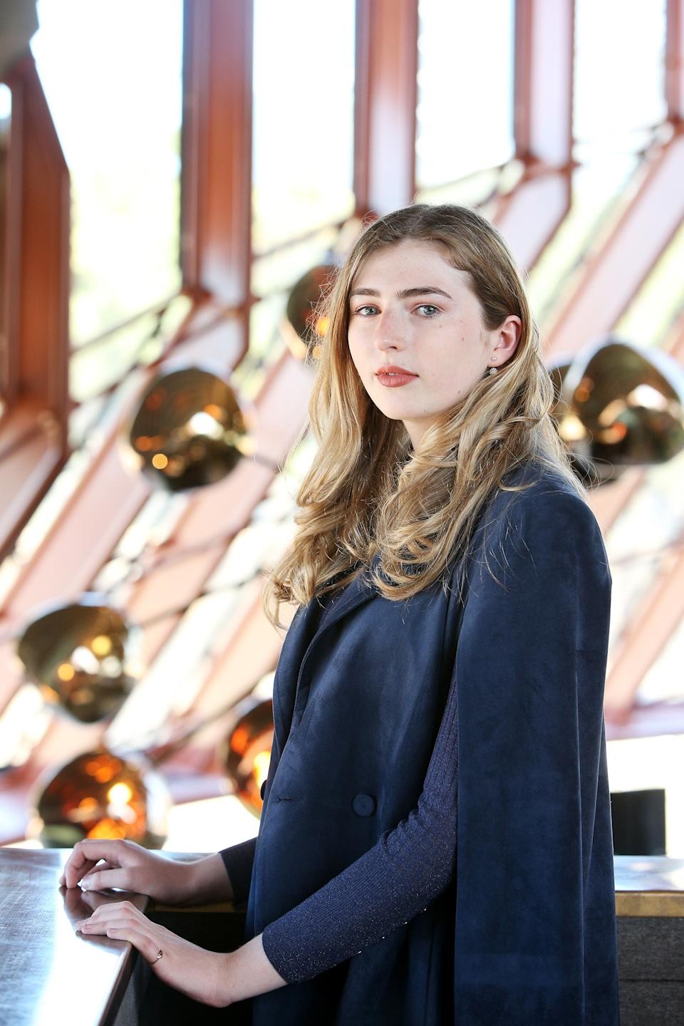 'Neighbours' actor Georgie Stone  (Photo: Lisa Maree Williams via Getty Images)