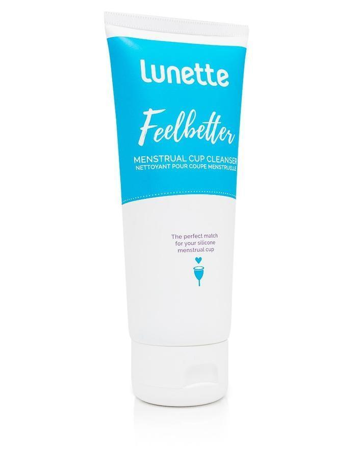 <p>The <span>Lunette Feelbetter Cup Cleanser</span> ($10) isn't made with synthetic fragrance but gets its scent from lemon and eucalyptus oils included in the formula for purifying purposes. According to the brand, a little goes a very long way in washing your cup. </p>