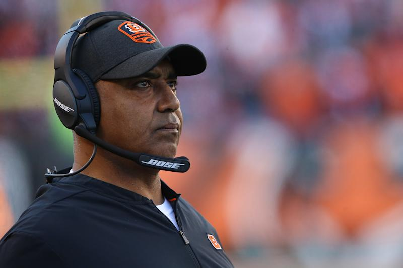 Marvin Lewis worked as an advisor for Arizona State last year. Now, he's taking a coaching position. (Photo by Ian Johnson/Icon Sportswire via Getty Images)