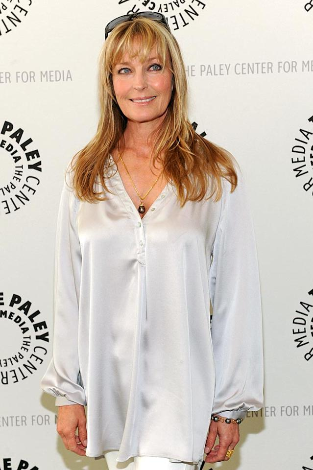 "November 20: Bo Derek turns 54 Kevin Parry/<a href=""http://www.wireimage.com"" target=""new"">WireImage.com</a> - June 17, 2010"