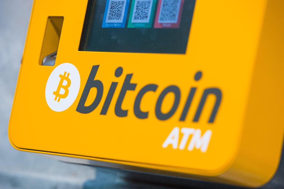 Bitcoin ATM (PA Archive)