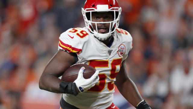Should Chiefs LB Reggie Ragland see more opportunities?