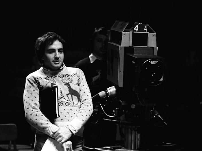 lorne michaels 70s snl