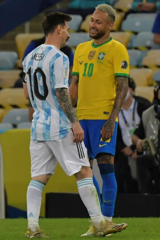 Could Messi be set for a reunion with his former Barcelona teammate Neymar in Paris?