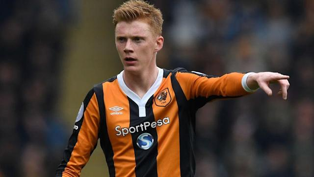 "<p><strong>Transfer: Hull City to Burnley</strong></p> <br><p>Burnley's pursuit of Hull City midfielder Sam Clucas may prove to be a very costly one, after it was revealed that the Tigers will <a href=""http://www.90min.com/posts/5409316-burnley-told-to-double-their-offer-to-whopping-20m-for-sam-clucas-after-hull-reject-10m-offer"" rel=""nofollow noopener"" target=""_blank"" data-ylk=""slk:demand"" class=""link rapid-noclick-resp"">demand</a> a fee of £20m for the 26-year-old despite dropping out of the top flight last term.</p>"