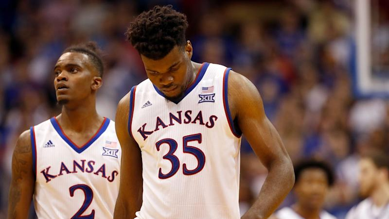 Jayhwaks' big man Azubuike out for Big 12 tournament