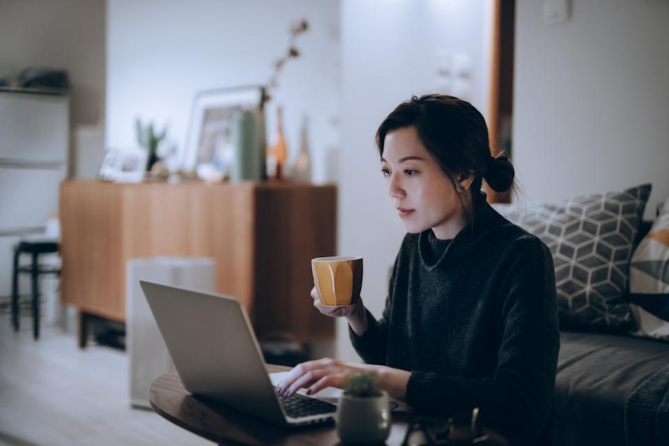 Will more employers offer employees the chance to work from home post-pandemic? (Image via Getty Images)