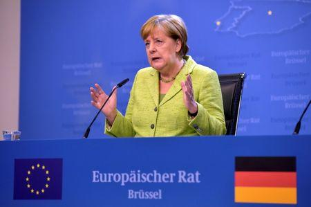 Merkel: Gay marriage could get 'question of conscience' vote