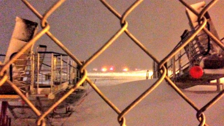 Air Canada Express passenger says plane spun out after Gander crash landing