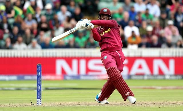 Shimron Hetmyer is among a trio of West Indies players who will not travel to England (David Davies/PA)