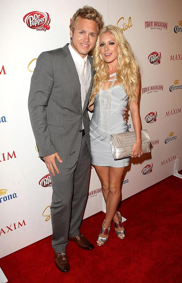 "After eloping in Mexico, Spencer Pratt and Heidi Montag discovered their marriage wasn't legal. The ""Hills"" stars finally made it official when they wed in front of friends and family in April 2008. Jason Merritt/<a href=""http://www.gettyimages.com/"" target=""new"">GettyImages.com</a> - May 13, 2009"
