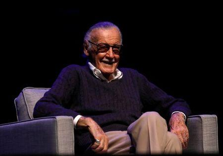 "Marvel Comics co-creator Lee attends a tribute event ""Extraordinary: Stan Lee"" at the Saban Theatre in Beverly Hills"