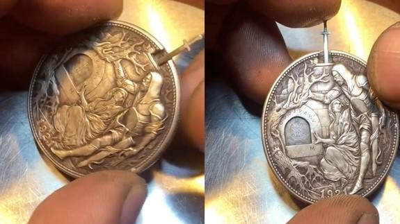 You need to check out this really cool coin that has an