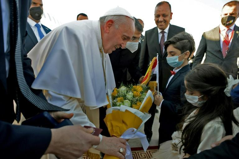 """Pope Francis is defying a second wave of coronavirus cases and renewed security fears to make a """"long-awaited"""" trip to Iraq, aiming to comfort the country's ancient Christian community and deepen his dialogue with other religions"""