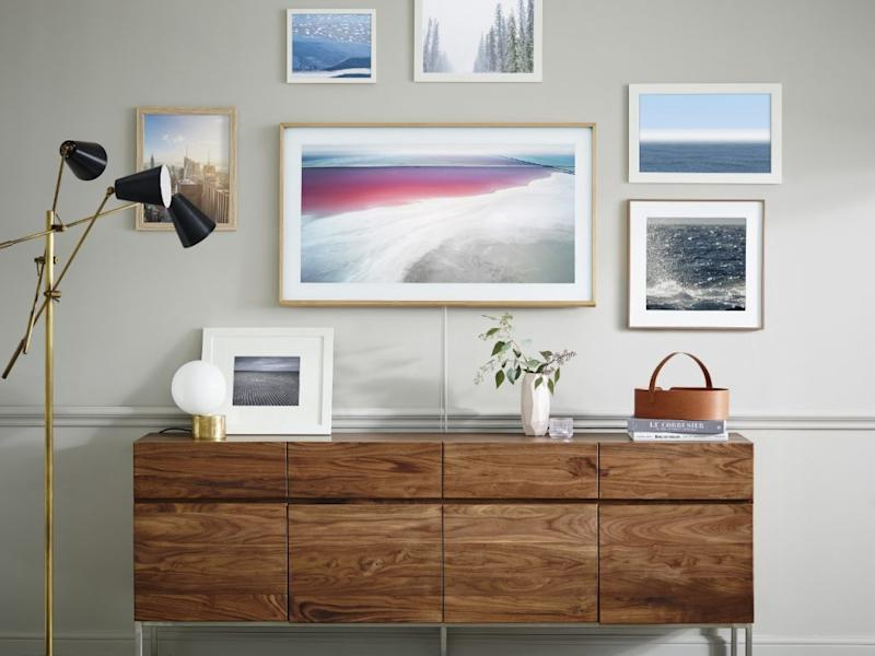 The Samsung TV That Looks Like A Piece Of Art Will Be Out This Spring